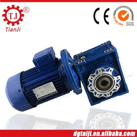 Electric Motor Gearbox by High Power Small Electric Motors With Gearbox Electric