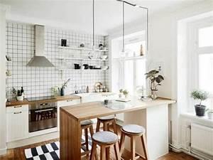 Idée Aménagement Petite Cuisine : am nagement petite cuisine le guide ultime petite ~ Dailycaller-alerts.com Idées de Décoration