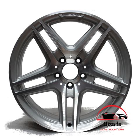 mercedes  class    rim wheel factory oem rear amg   ebay
