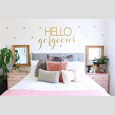Surprise Teen Girl's Bedroom Makeover  Classy Clutter