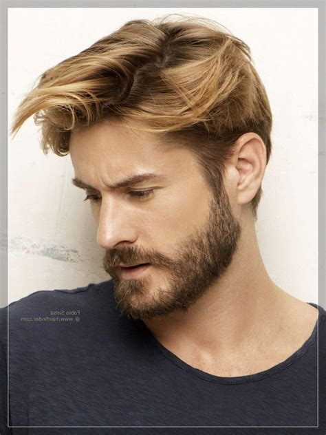 thin face hairstyles men fade haircut