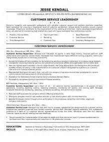 Resume Objectives For Customer Service Getessay Biz