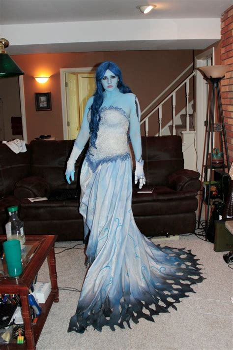 Corpse Bride Costume Test By Elentariliv On Deviantart