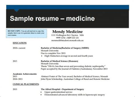 psychiatrist cover letter and resume tips for various