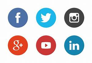 social-media-icons-the-circle-set – Dynamic Thinker