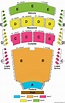 Salle Wilfrid Pelletier - Place Des Arts Seating Chart