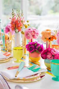25, Stunning, And, Creative, Summer, Table, Decoration, Ideas