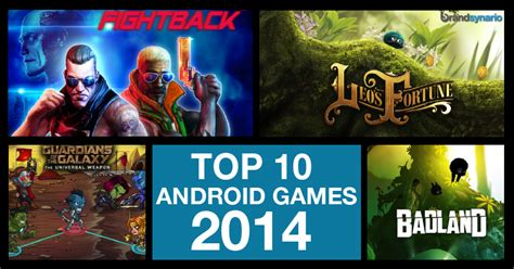 Best 2014 Android Top 10 Most Addictive Android 2014 Brandsynario