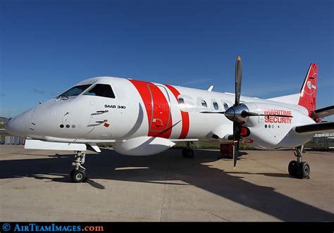 Saab 340b (se-mcg) Aircraft Pictures & Photos