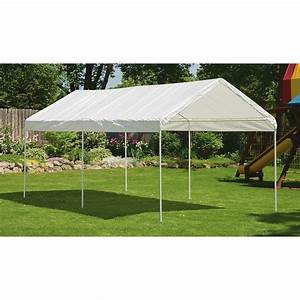 ShelterLogic 2-in-1 Canopy & Extended Event Tent - 222737