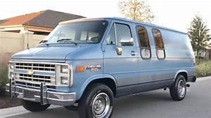 1987 Chevrolet G20 Van