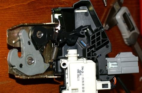 trunk latch info  fixing volvo forums