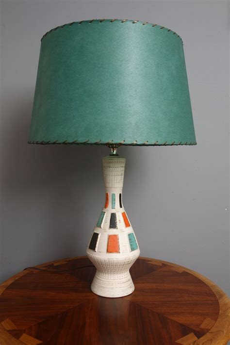 Mid Century Modern Lamp I Like Bedside Lamps, Maybe? In