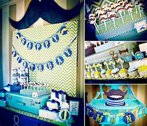 880 best 1st birthday themes boy images on 1st birthday boy mustache bash party planning ideas