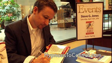 ultimate conversational hypnosis dr steve g jones