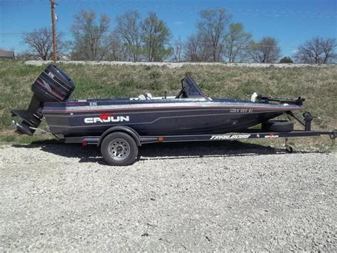 Ragin Cajun Bass Boat by Cajun Boats For Sale