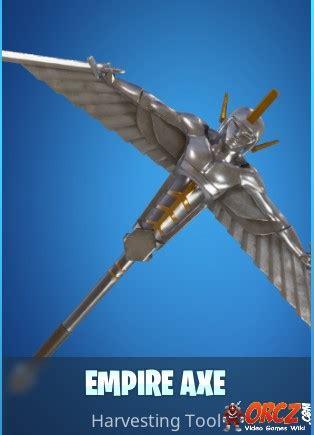 fortnite battle royale empire axe orczcom  video