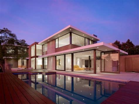 latest modern dream house design  glass wall