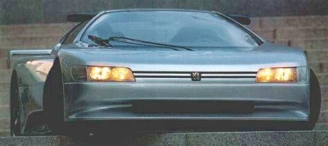 peugeot oxia 1988 peugeot oxia concept pictures history value