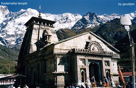 kedarnath temple  photo  uttarakhand north trekearth