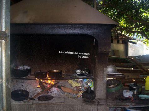 la cuisine au feu de bois de maman album photos escale 224 la r 233 union