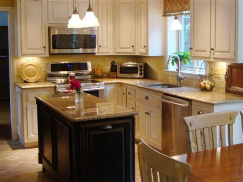 small kitchen islands pictures options tips ideas hgtv