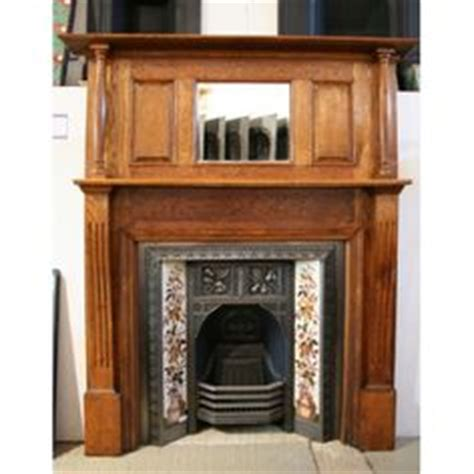 victorian fireplace mantels images