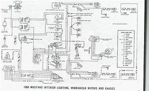 1968 Mustang Wiring Diagrams Wiring Diagram