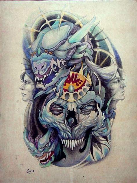 xenijas tattoo sketches promise   amazing body