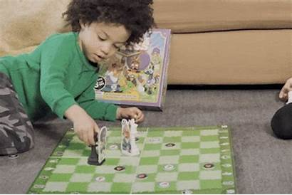 Chess Story Teach Preschoolers Games Children Child