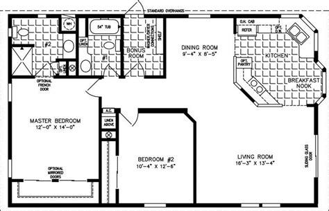 luxury  sq ft ranch house plans  home plans design