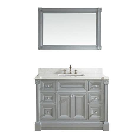 studio bathe vanity studio bathe avenue 48 in w x 23 in d vanity in oxford