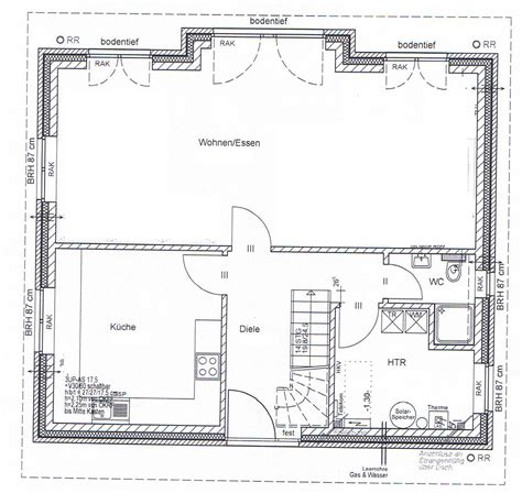 Haus Grundrisse