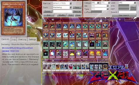 blackwing deck profile january 2014 youtube