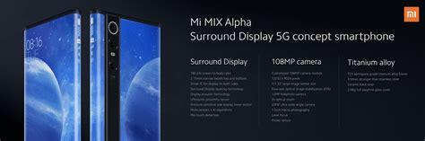 mi mix alpha unbox ph