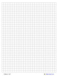 14 count blank graph paper to print out | Cross stitch