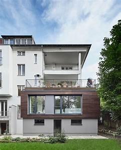 Gesims Für Vorhänge : anbau an ein mehrfamilienhaus in d sseldorfdachterrasse ~ Michelbontemps.com Haus und Dekorationen
