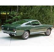 1966 Ford Mustang K GT Fastback …  64 65 66