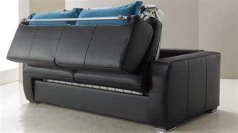 canapé 3 places convertible pas cher canapé lit en cuir 2 places couchage 120 cm tarif usine