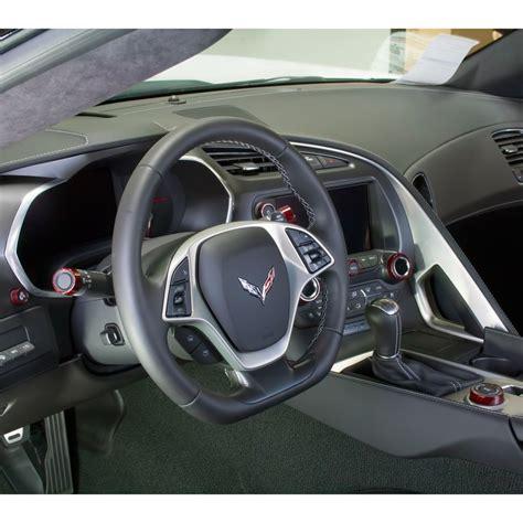 c7 corvette interior c7 corvette interior knob kit carbon fiber color matched