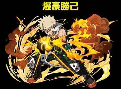 Bakugou Katsuki Hero Academia Official Dragons Boku