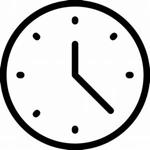 Clock, time, hour, Time And Date icon