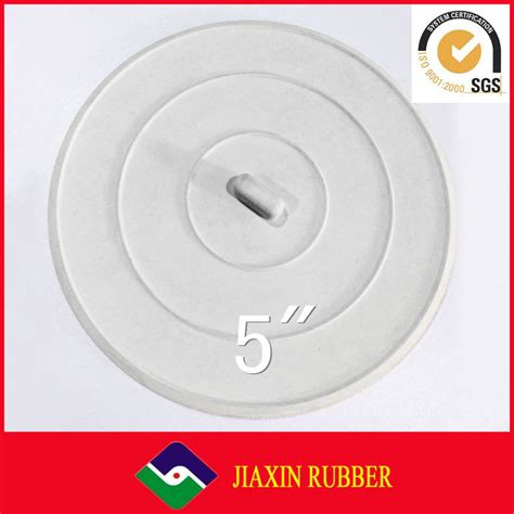 sealing sink drain with silicone silicone rubber kitchen sink drain stopper with metal ring
