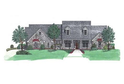 Country Style House Plan 4 Beds 2 5 Baths 2261 Sq/Ft