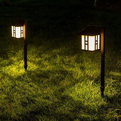 Solar Lights For Walkway by Gigalumi Solar Powered Path Lights Solar Garden Lights