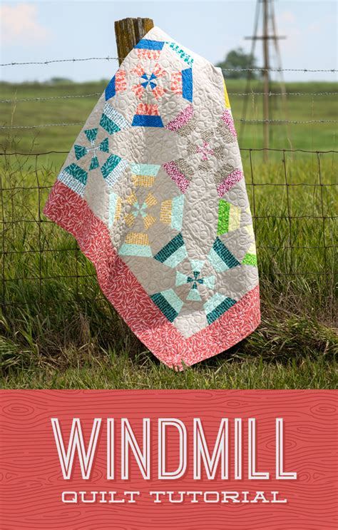 missouri quilt co tutorials make a windmill quilt with