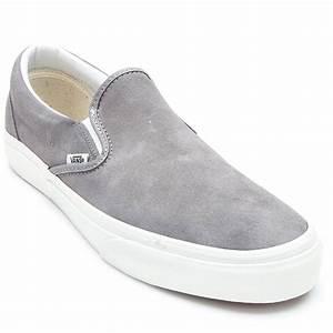 Slip Ons. perf leather slip on shop shoes at vans. slip on