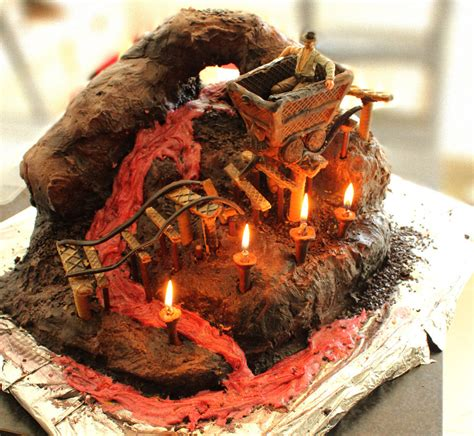 indiana jones birthday cake  serseus  deviantart