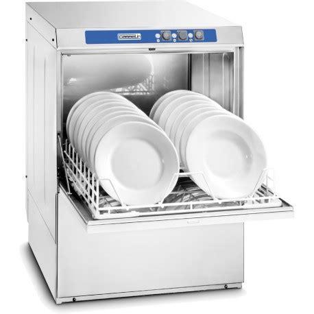 lave vaisselle professionnel avec adoucisseur et pompe de vidange casselin clva50pvad