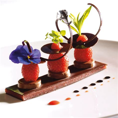 abonnement cuisine et vins de a g gastronomie recettes desserts choco fraise gariguette pectine de fraise et jus